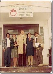 CWY-Indonesia, Rosetown, Saskatchewan, Canada, Fall-Winter 1982-1983