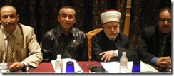 Sheikh Mohammad Ahmad Husein. GrandMufti Palestina.Tengah.Torbus.Putih