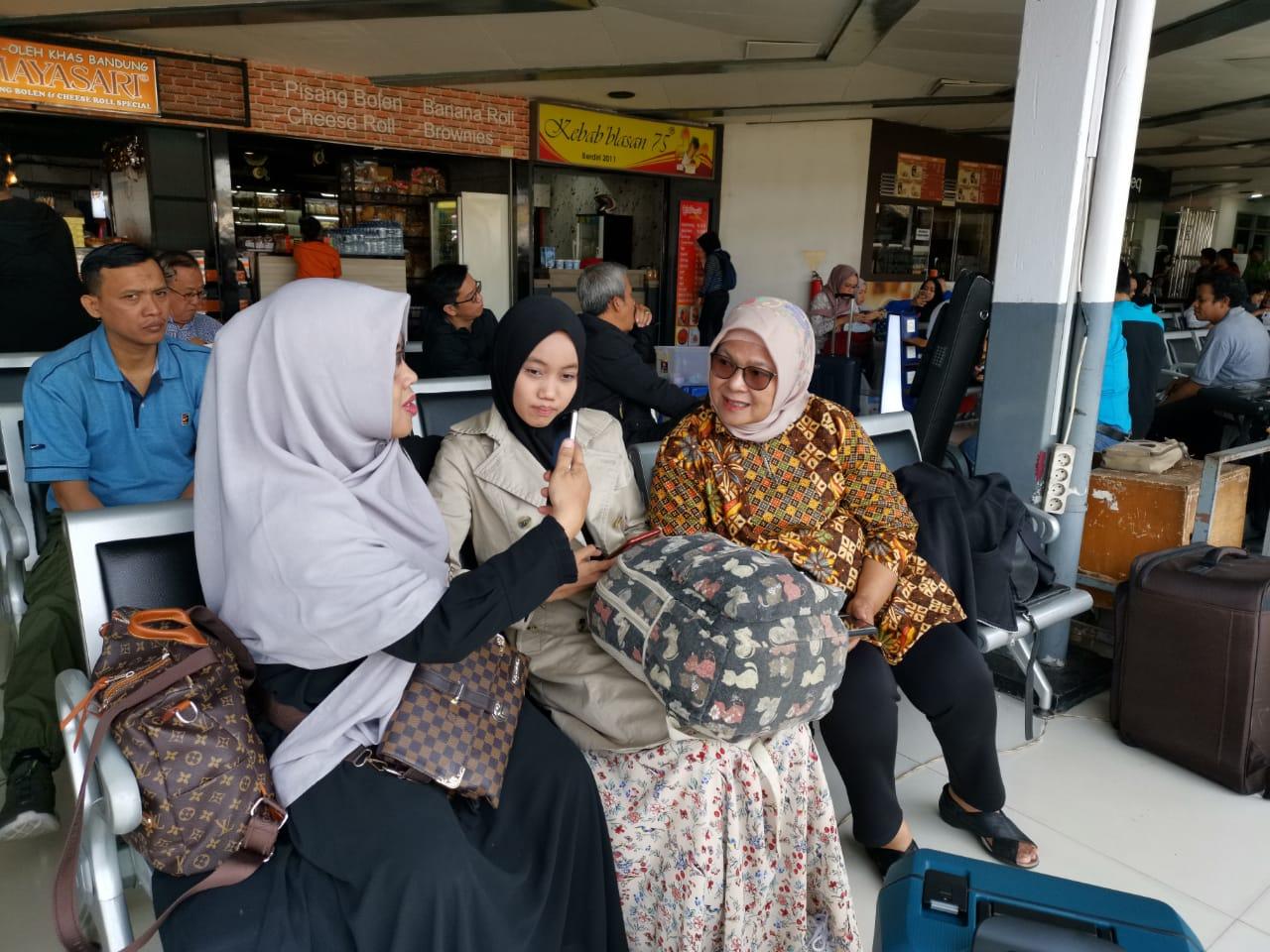 Bersama klg Siska Hendri M Nur